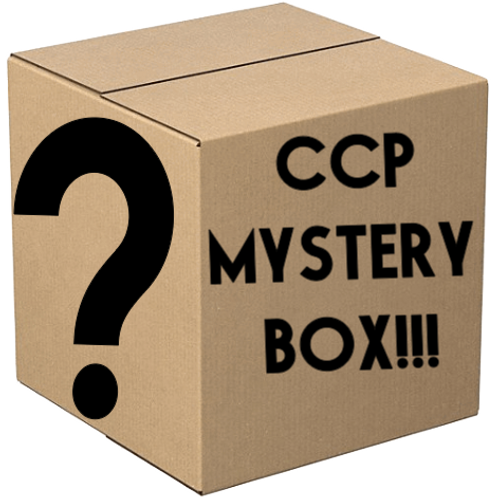 Comfort Can't Progress Mystery Box