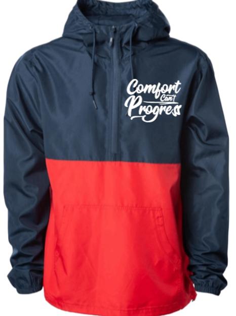 Comfort Can't Progress Lite Weight Jacket
