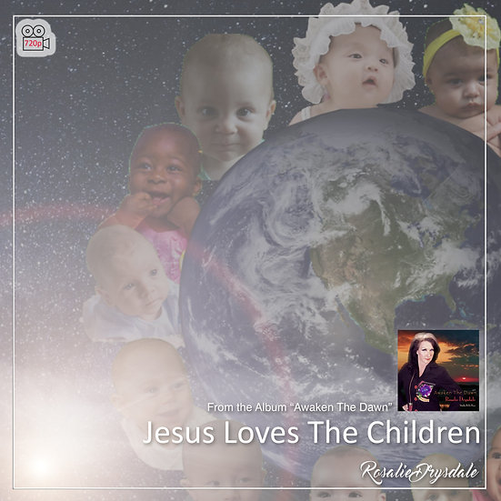 Jesus Loves The Little Children - Music Video