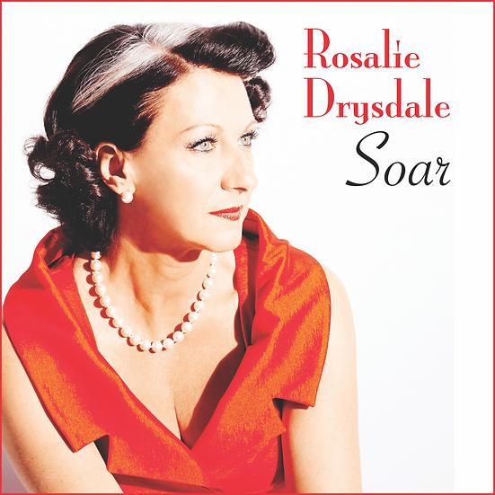 Rosalie Drysdale Soar Album Cover