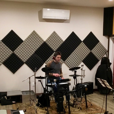 Playing & Recording Drums