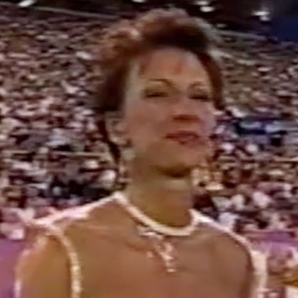 Rosalie at the 1999 PanAm Games