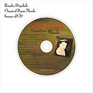 Classical Piano Moods CD Image for Store
