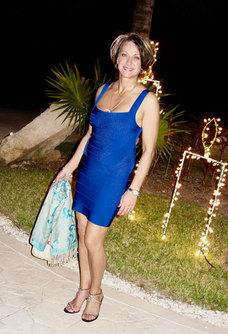 Rosalie Drysdale Blue Dress