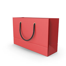 Red%20Shopping%20Bag%20with%20Black%20Ha