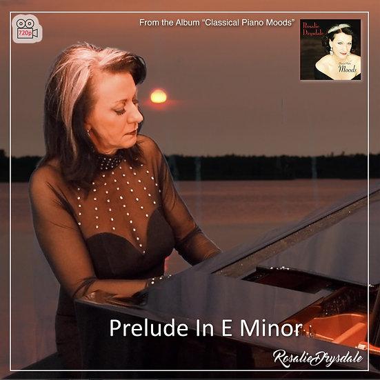 Prelude, Op. 28: No. 4 in E Minor - Music Video
