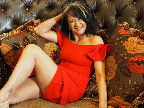 Rosalie Drysdale Red Dress