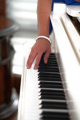 Rosalie Drysdale Piano Keys