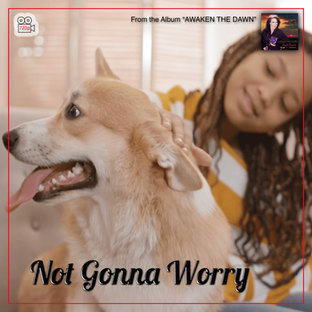 "Music Video Cover ""Not Gonna Worry"""