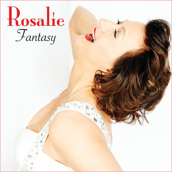 Rosalie Drysdale Fantasy Album Cover