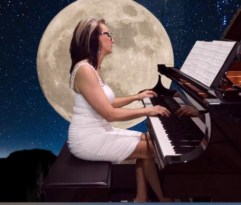 Rosalie Drysdale Playing Moonligth Sonata