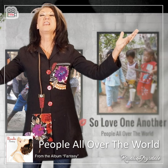 People All Over the World - Music Video