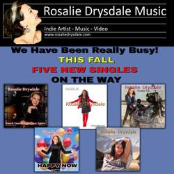 Five New Singles Sept 9 2021