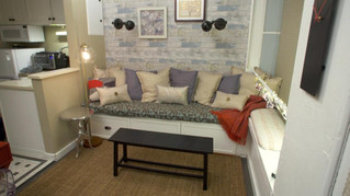 Rachael Ray: Tiny Apartment Makeover
