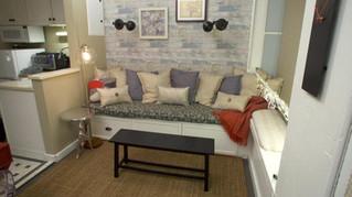 Rachael Ray: Tiny Apartment Makeover