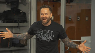 Bob Harper's Warrior Workout for Rachael Ray