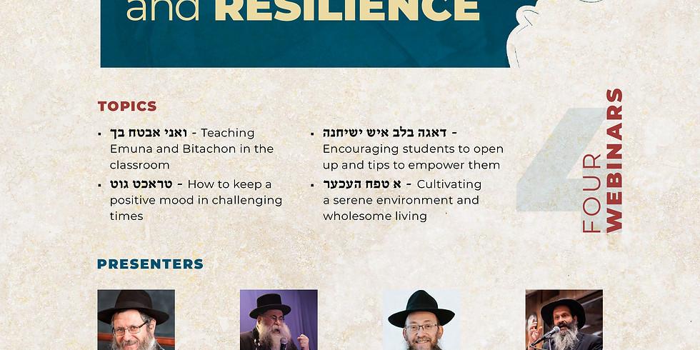 Webinar Positivity Resilience