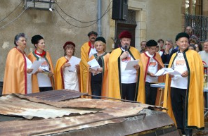 Fêtes Gastronomiques à Cordes