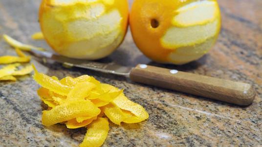 Zeste d'oranges BIO