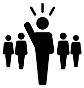20-204612_leadership-clipart-black-and-w