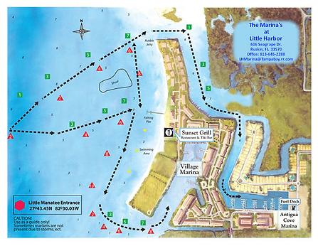 Marina Directions