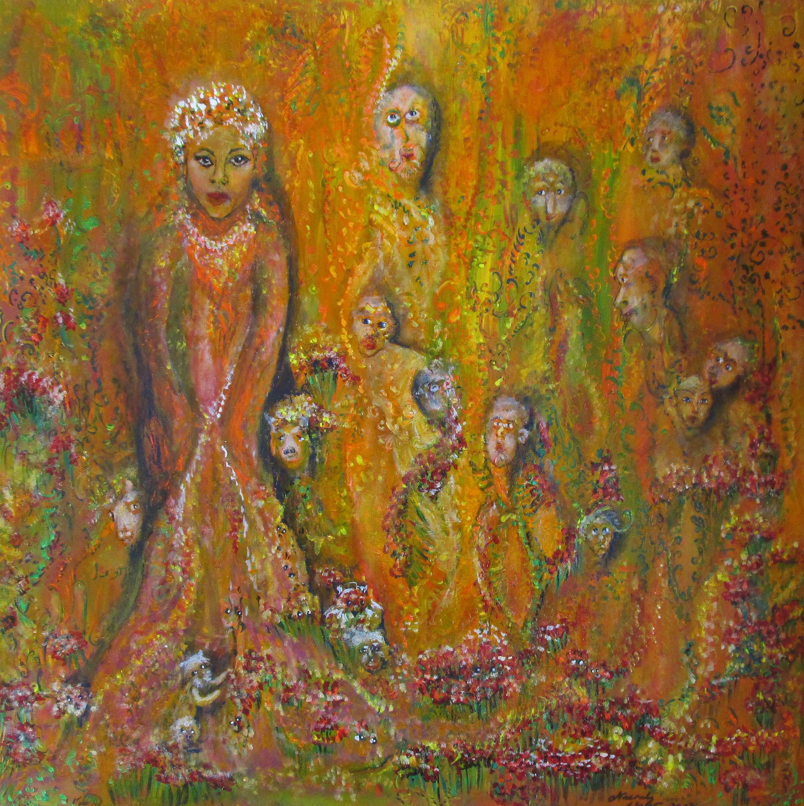 Gaia und ihre Kinder 2017