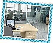 オフィスのイス