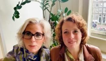 RibbonWood verwelkomt Saskia Bouter (vlog)