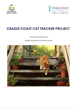 Cradle Coast Cat Tracker Project front cover.jpg