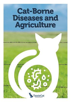 Cat-borne disease and agriculture brochure - TassieCat