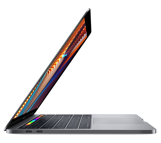 "MacBook Pro 13"" QC i5 1,4 ГГц, 8 ГБ, 128 ГБ SSD, Touch Bar, «серый космос»"