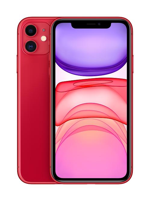 iPhone 11 128 ГБ красный