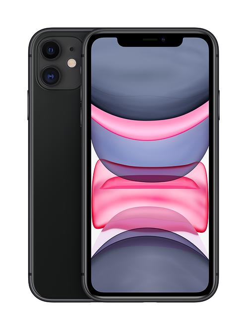 iPhone 11 64 ГБ черный