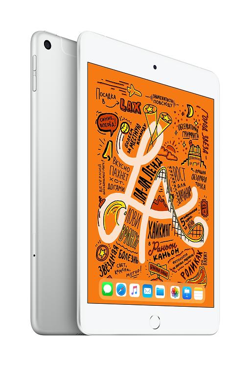 iPad mini Wi-Fi 256ГБ, серебристый