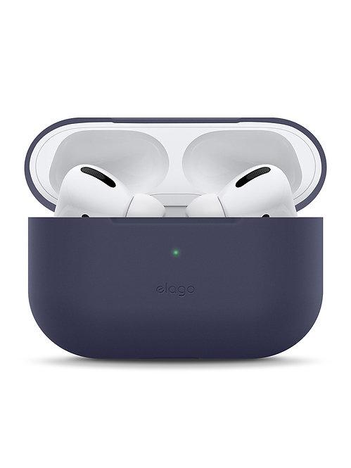 Чехол Elago Slim Silicone case для AirPods Pro, синий