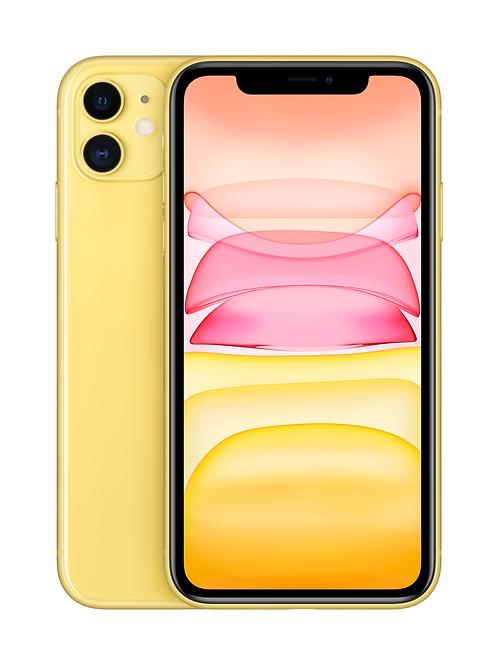 iPhone 11 128 ГБ желтый