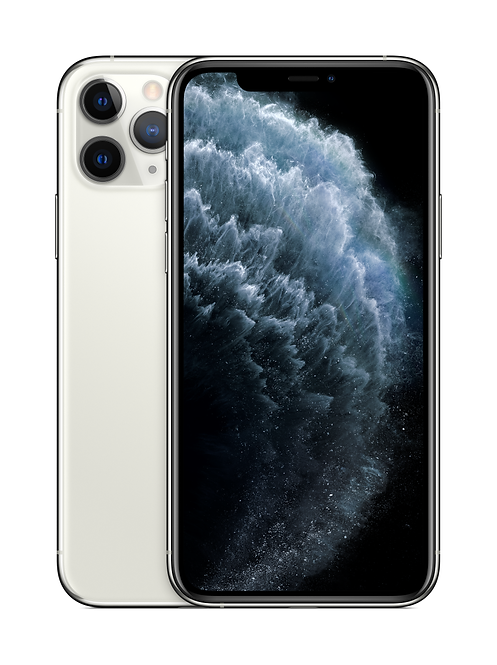 iPhone 11 Pro 256 ГБ серебристый