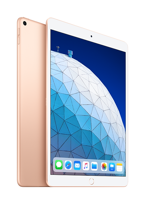 iPad Air Wi-Fi + Cellular 256ГБ, золотой
