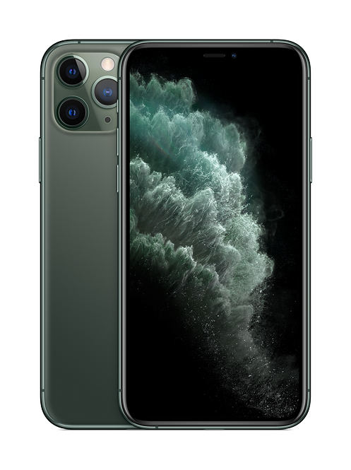 iPhone 11 Pro 512 ГБ темно-зеленый
