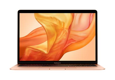 "MacBook Air 13"" Dual-Core i3 1,1 ГГц, 8 ГБ, 256 ГБ SSD, золотой"