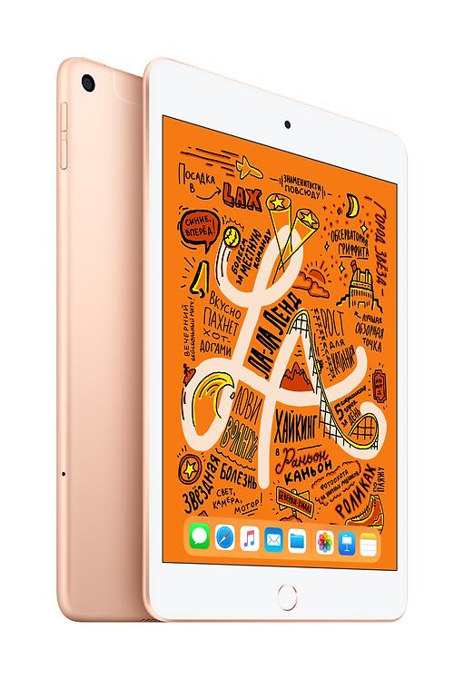 iPad mini Wi-Fi 256ГБ, золотой