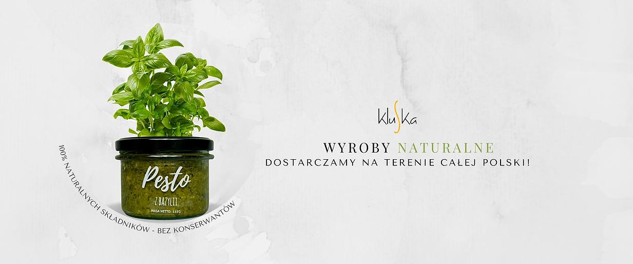 KluskaSklep - z dostawą w całej Polsce