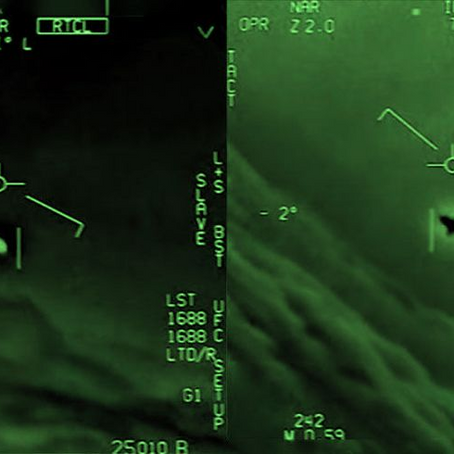 Government Says UFOs Aren't American Technology, Can't Rule Out Alien Origins