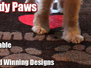 Pet Rebellion Arrives - We have added the dirt trapper mats to the shop etc..