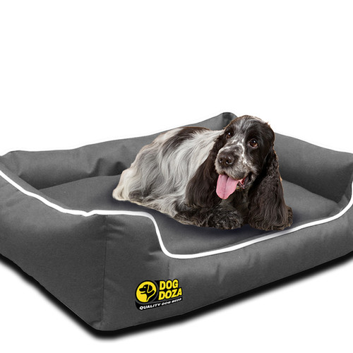 dreamer deluxe memory foam dog bed various sizes colours