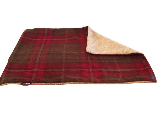 Monmouth Check & Fleece