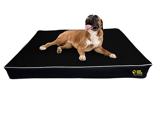 Orthopaedic Memory Foam Dog Bed Slab Active Style Various Sizes - Colour