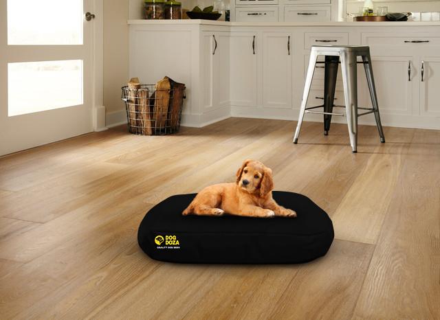 Waterproof Oval Bed Black