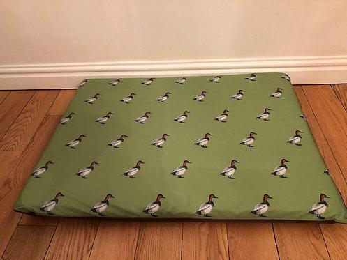 Nature Ducks Crash Pad Bed 90cm x 70cm