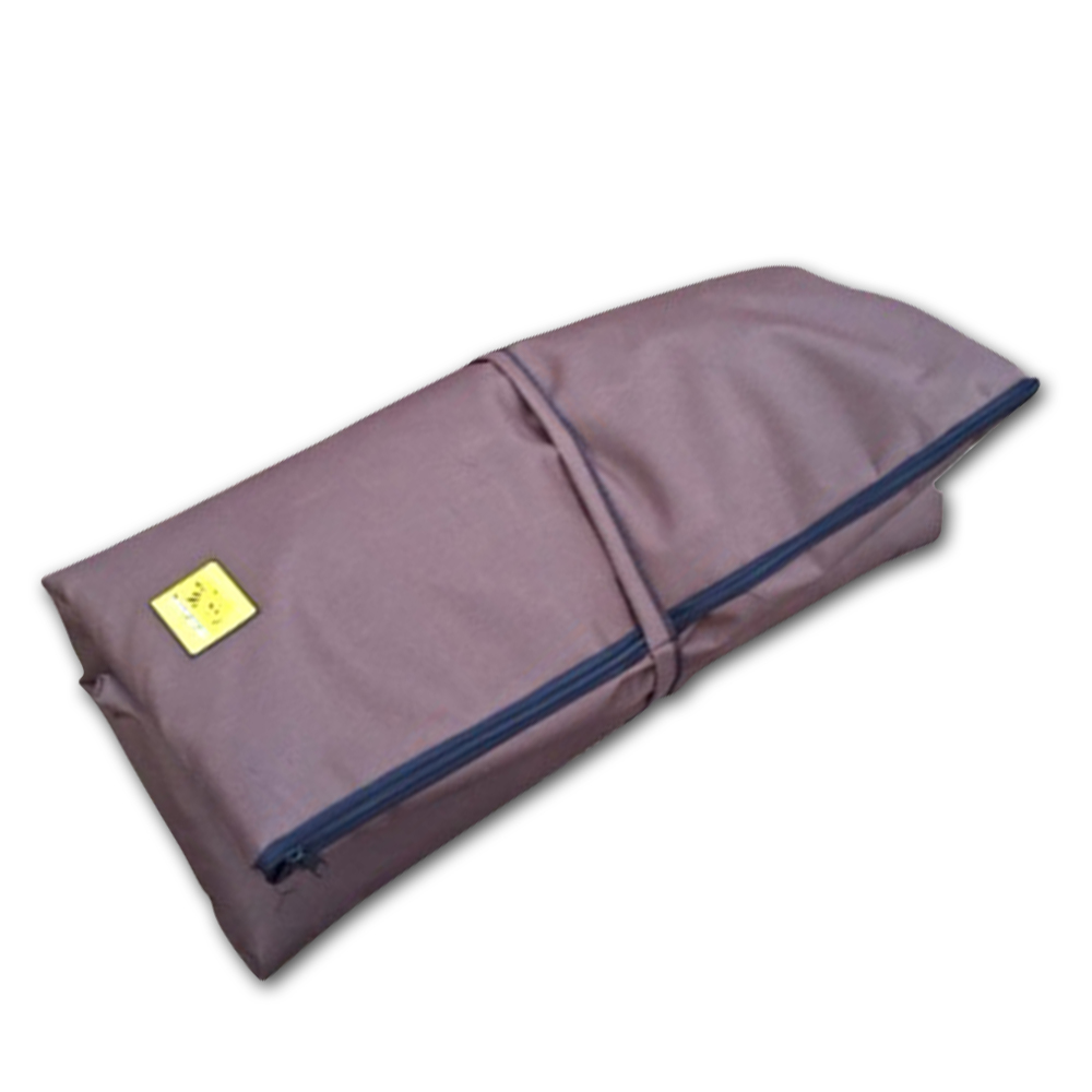 dog doza brown travel mat